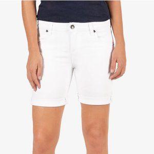 NWOT Kut from the Kloth Natalie Bermuda shorts 10P